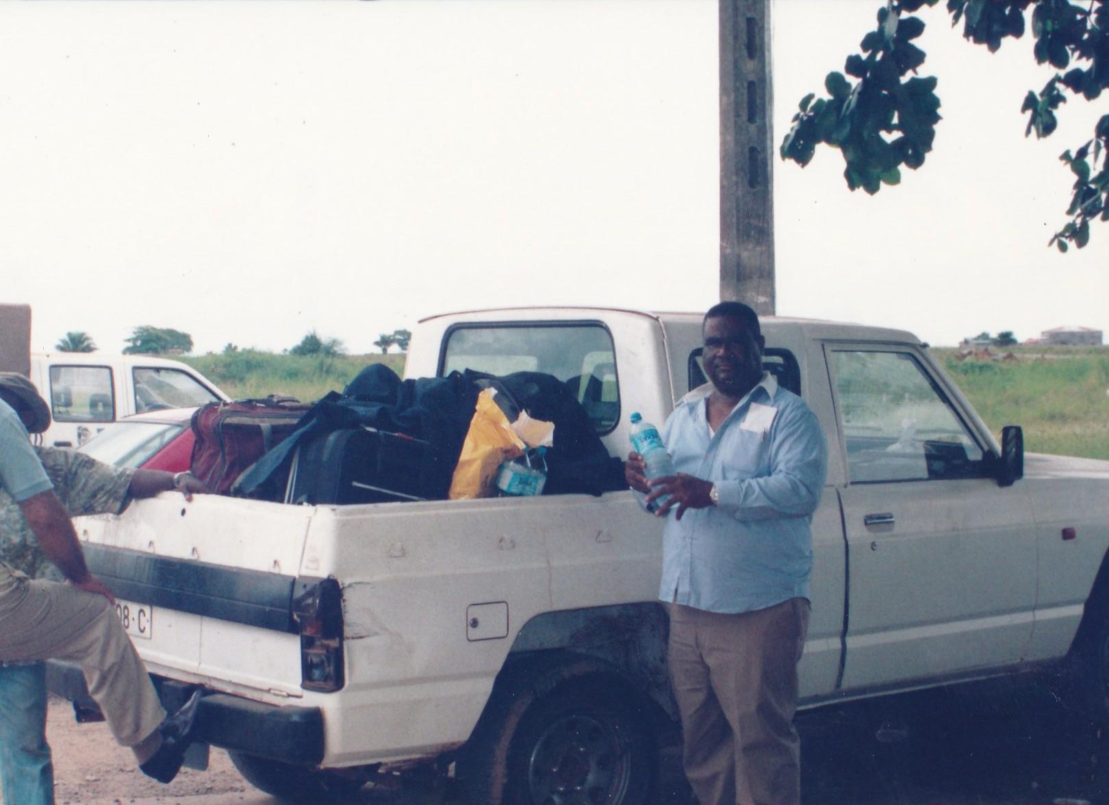 Pastor Francisco Gutierrez - En Africa (5)