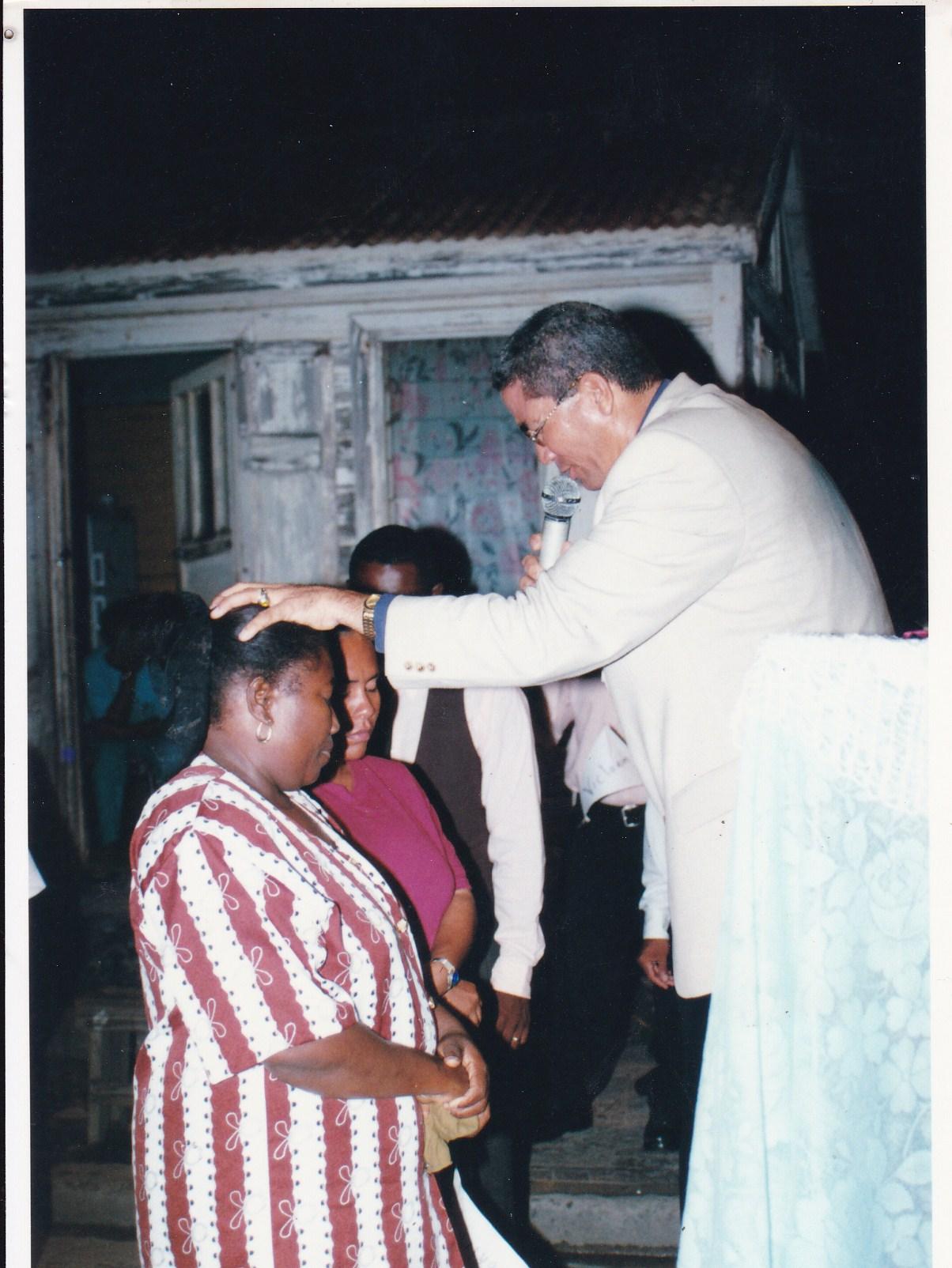 Pastor en Bolivia (1)